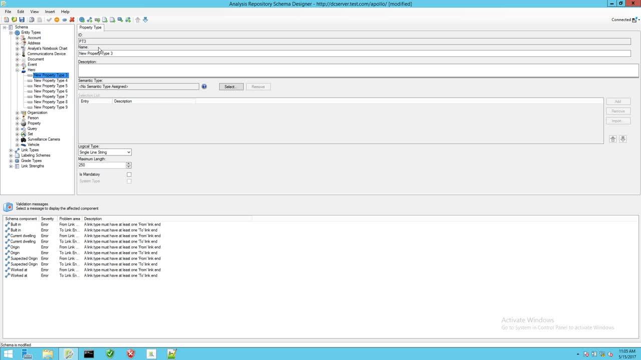 IBM i2 Analyze Connector Creator Guide - The Analyze Schema-7TsO-FWxp-8