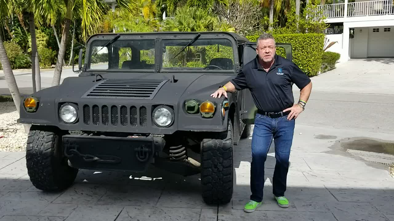 Bruce CEO Jeep