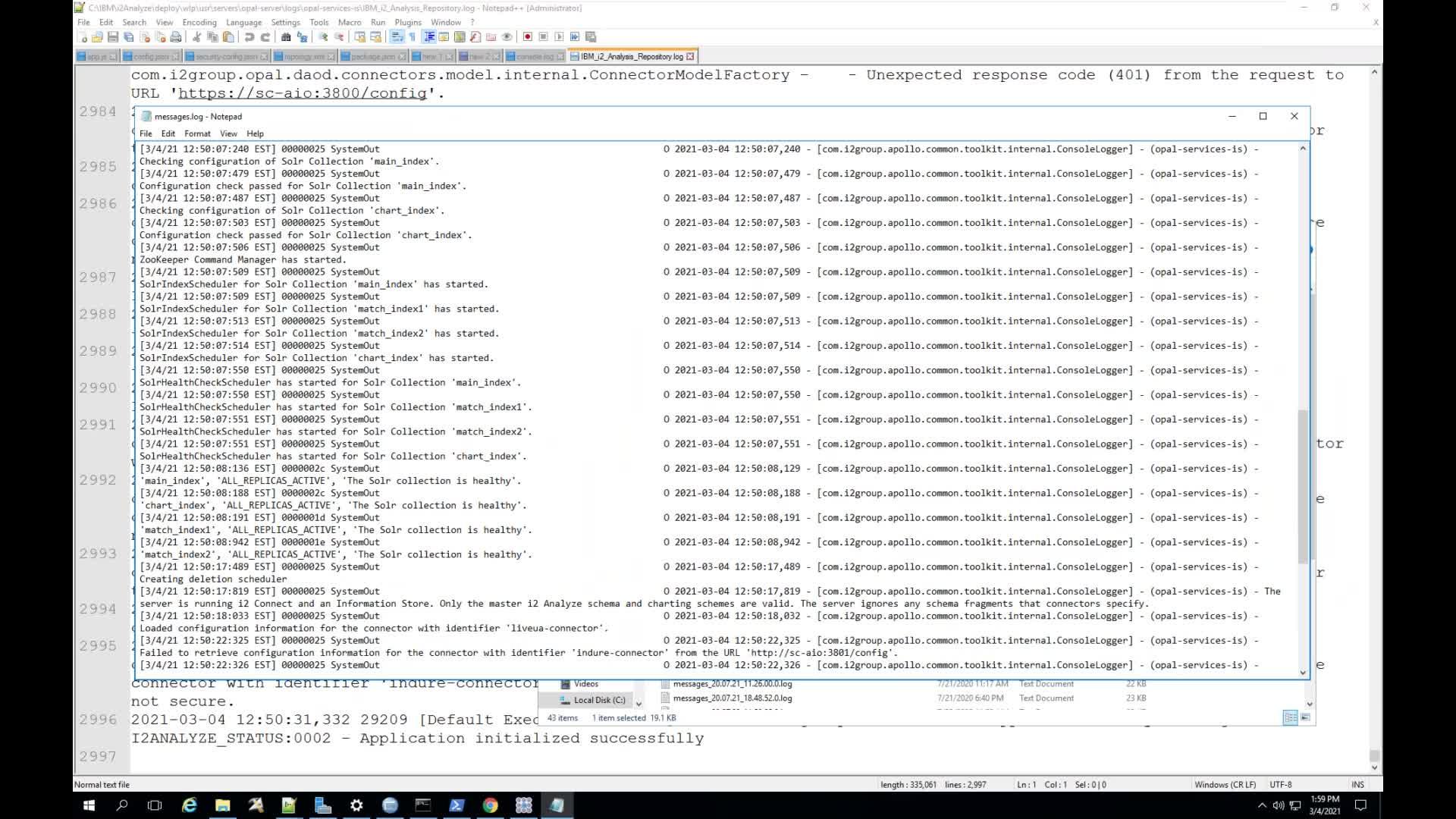 SOCOM EIA 101 Dev link up